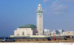 Marokko: Casablanca, Moschee Hassan II. Bild 20