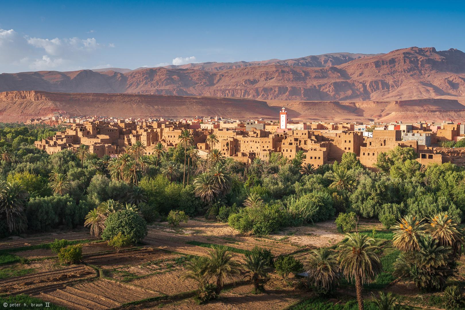 Marokko -Die Landschaften #12