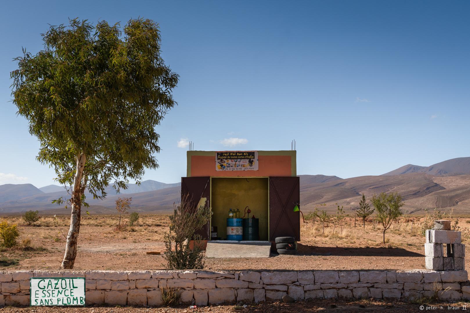 Marokko -Handel und Gewerbe #1
