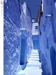 Marokko: Im der blauen Stadt Chefchaouen Bild 14