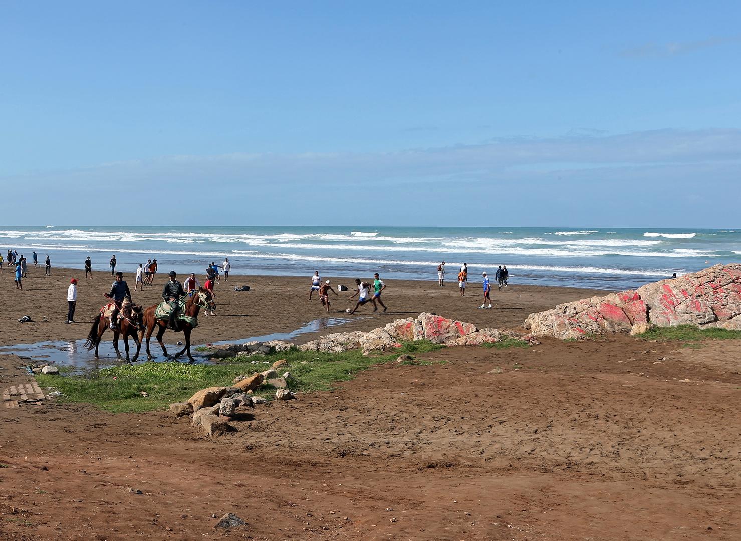 Marokko Menschen + Tiere -5-