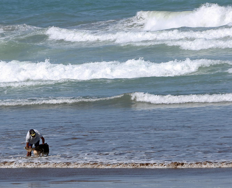 Marokko Menschen + Tiere -9-
