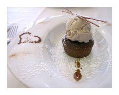 Maronen-Dessert