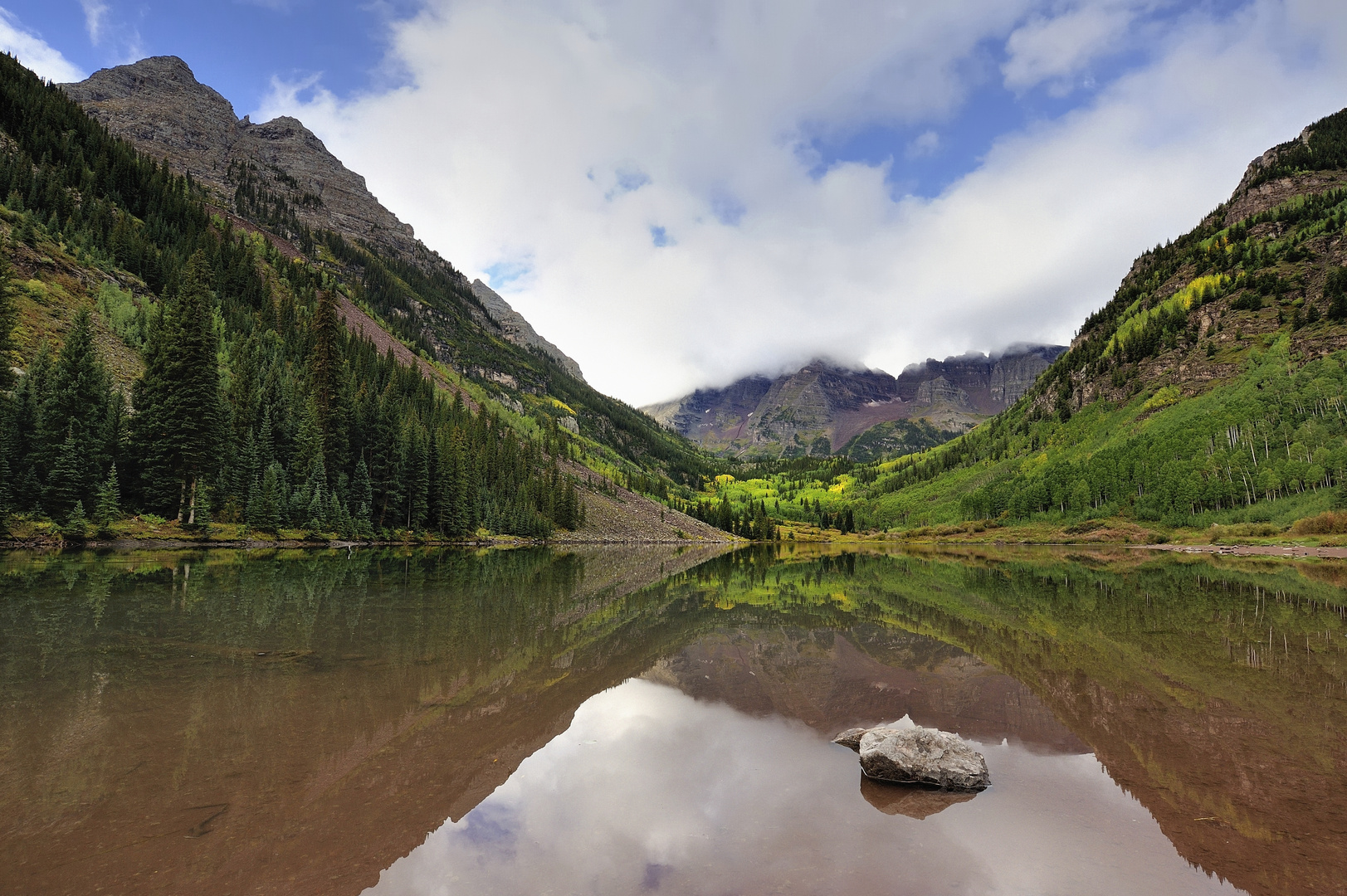 *Maroon Lake*
