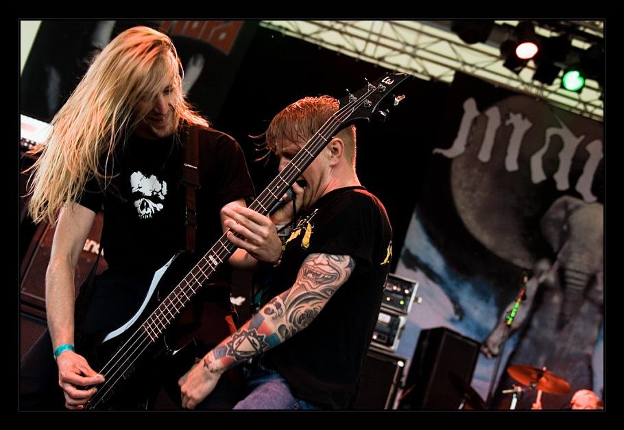 MAROON (Rock Hard Festival 2007)