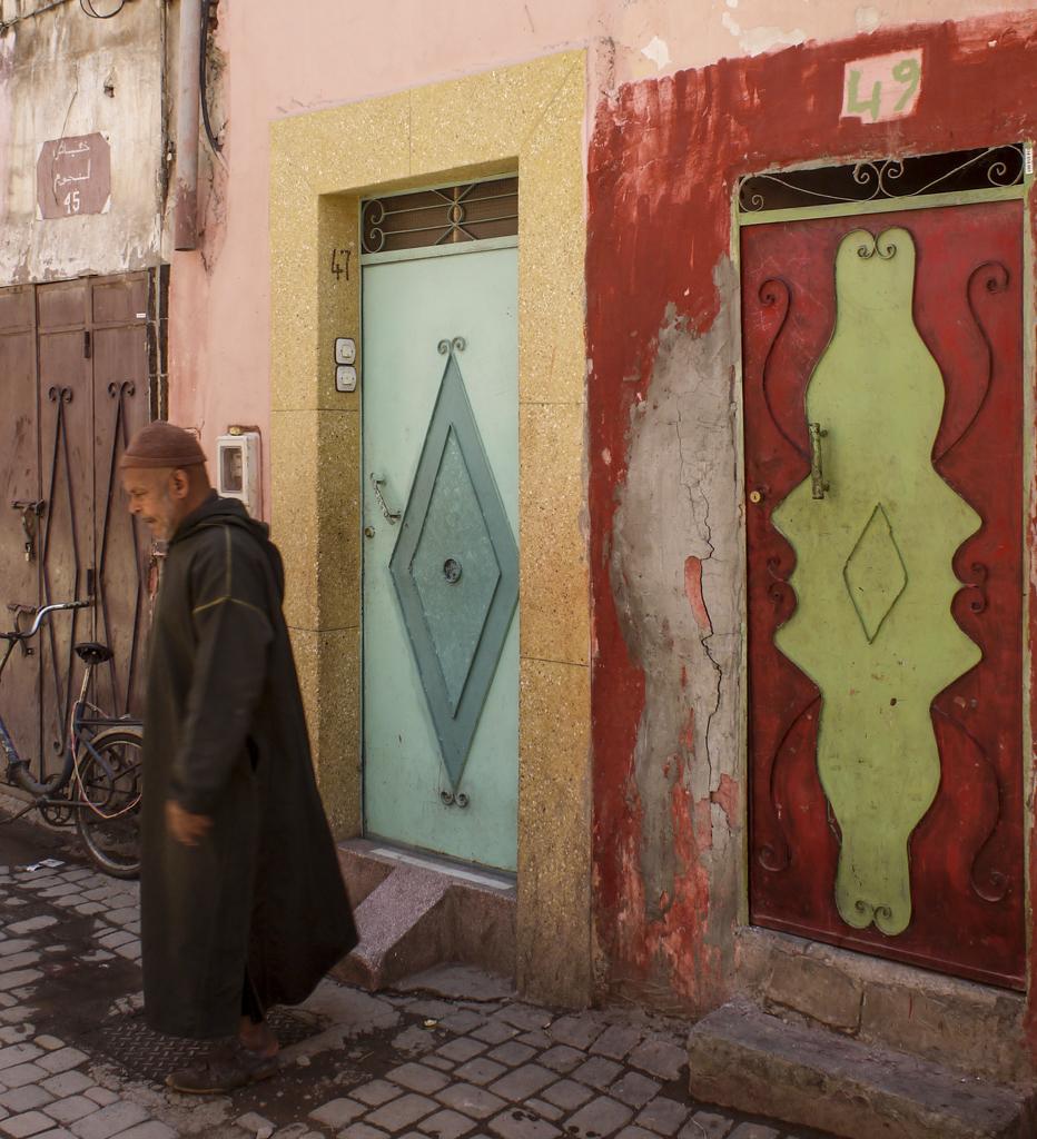 Marrakech 04/2011:  Altstadt (2)