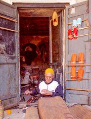 Marrakech 04/2011: Souk-Handwerker