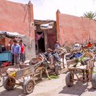 Marrakech 04/2011: Strassenszene (2)