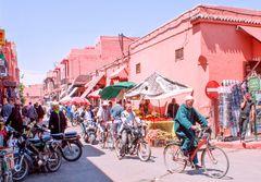 Marrakech 04/2011: Strassenszene  (3)
