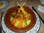 MARRAKECH - Couscous Royal au Riad