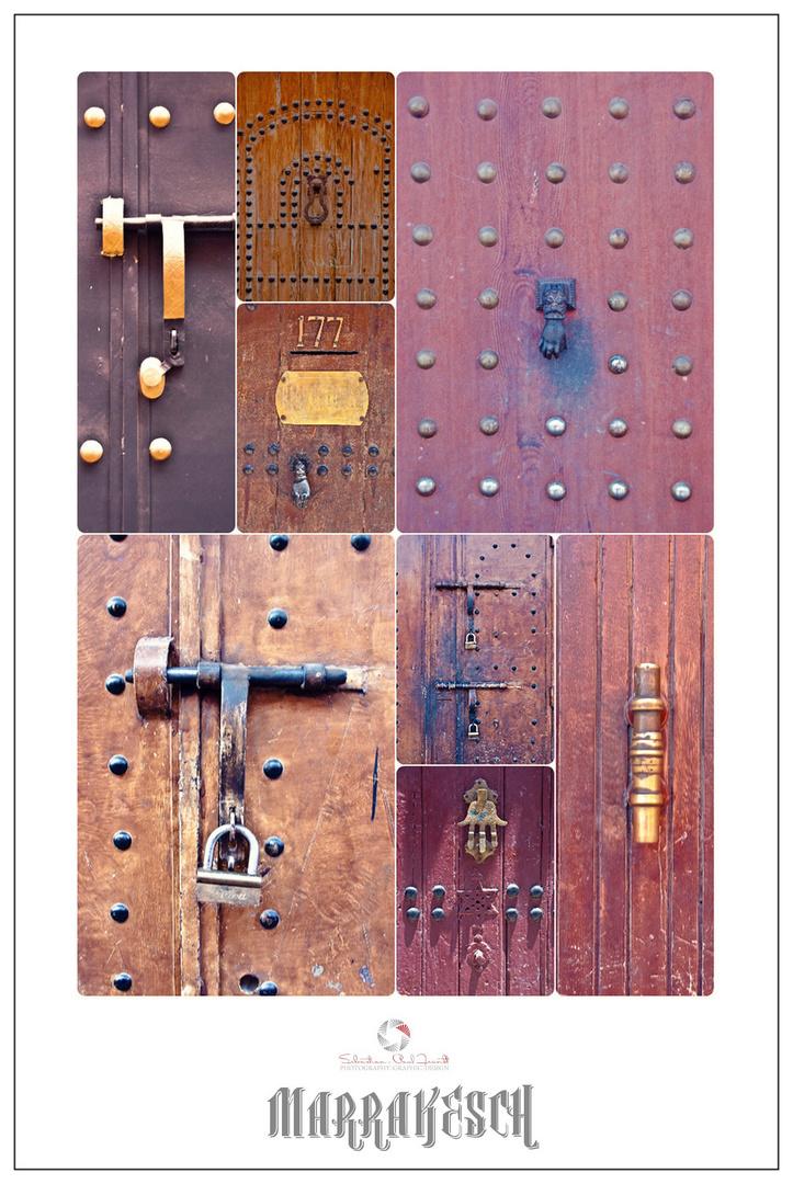 """""""Marrakech doors design"""""""
