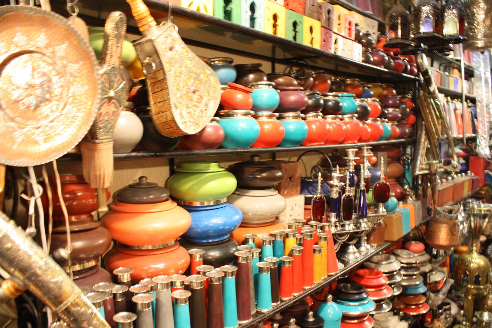 marrakech et son souk.....