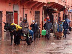 Marrakech Rainy Day