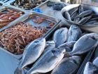 Marsaxlokk Hafen Fischmarkt