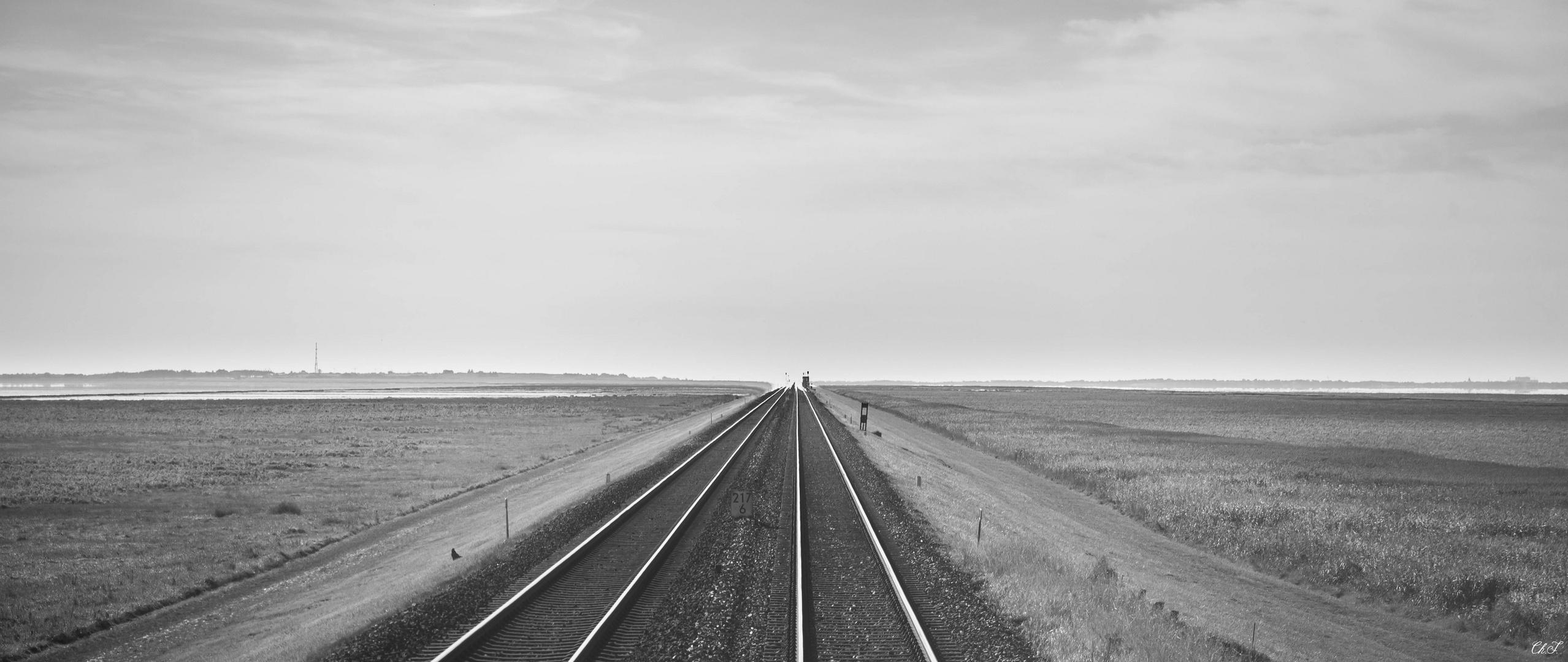 Marschbahn Impressionen III (Schluss)