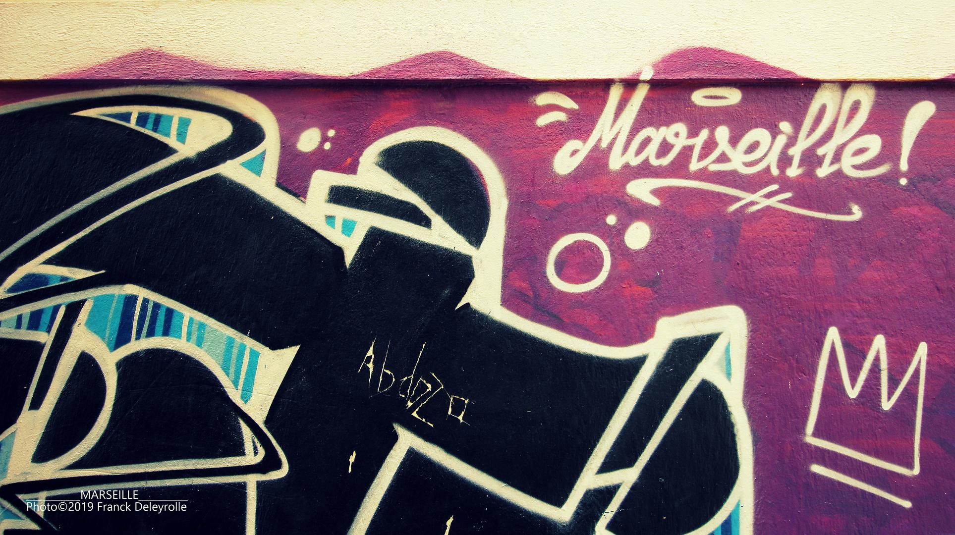 Marseille / Art urbain