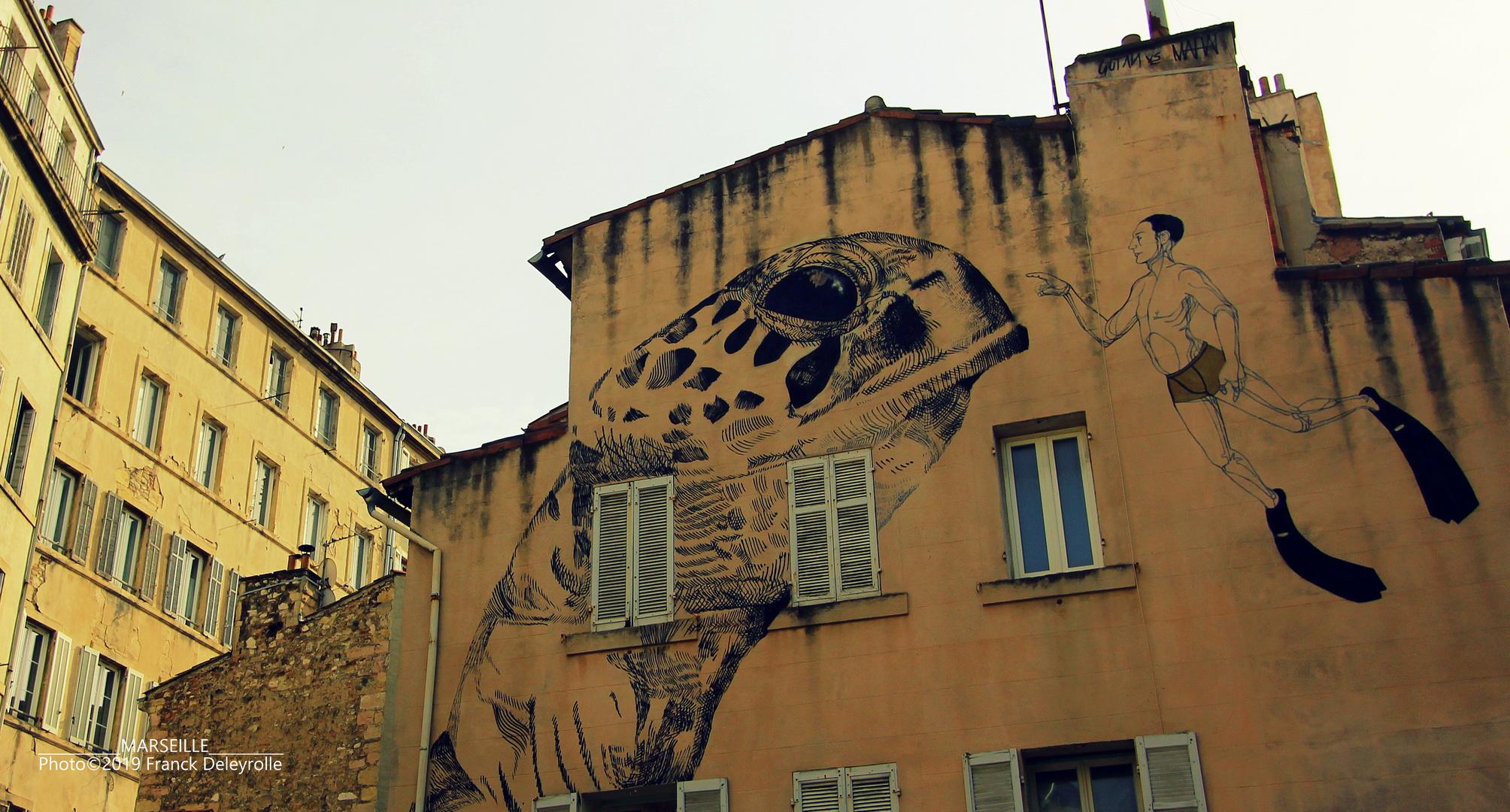 Marseille / Cours Julien