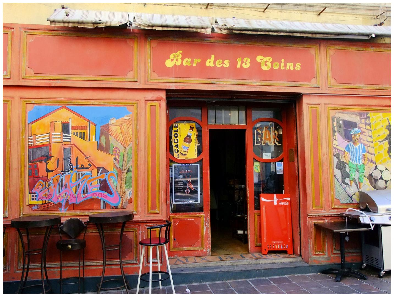 Marseille, le Panier. 1