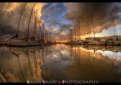 Marseille, le port de l'Estaque