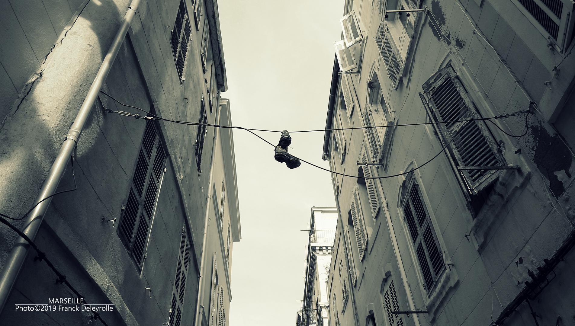 Marseille / Quartier du Panier