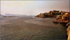 Marseille...L`île de IF..
