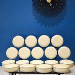 Marshmellow Sofa   --   George Nelson   ©D7647--XOC