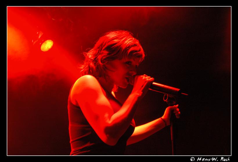 Marta in Red