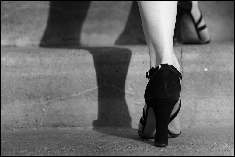 Marta's Schuhe...