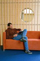 Martin bei einer seltenen Beschäftigung während eines fc-Treffens!