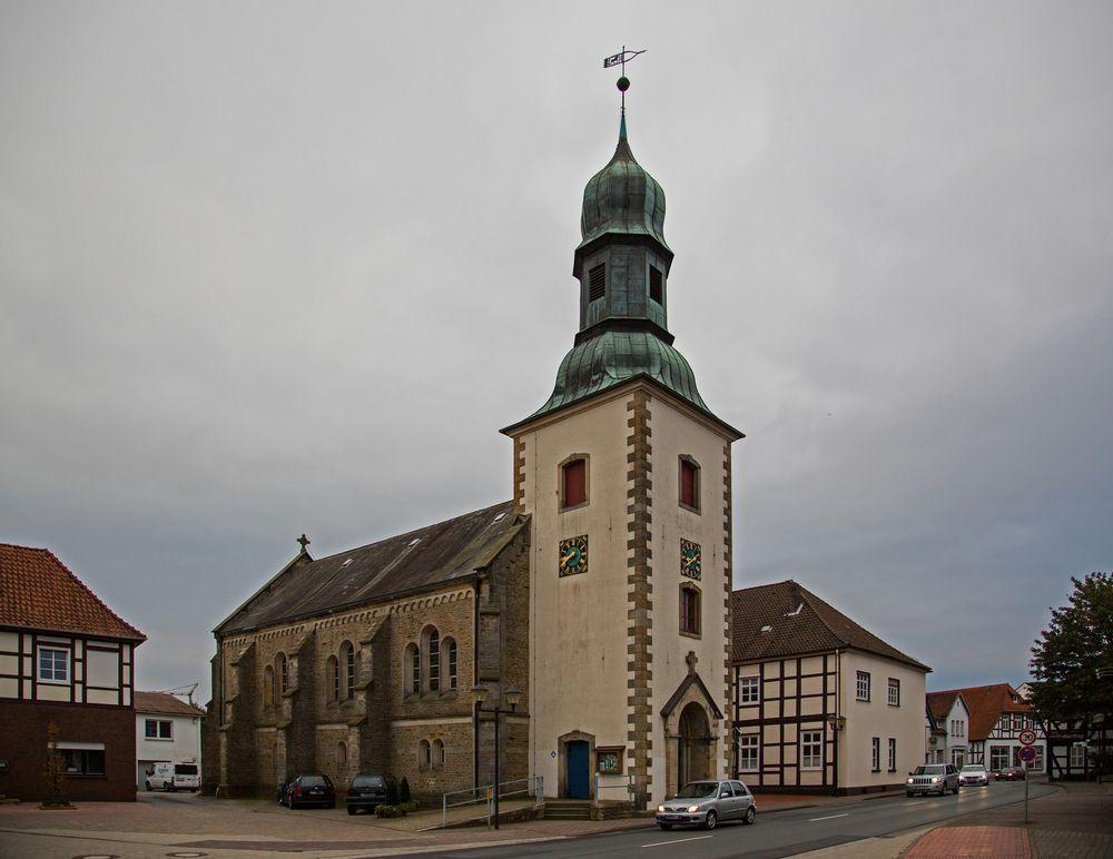 Martin Luther Kirche in Lemförde