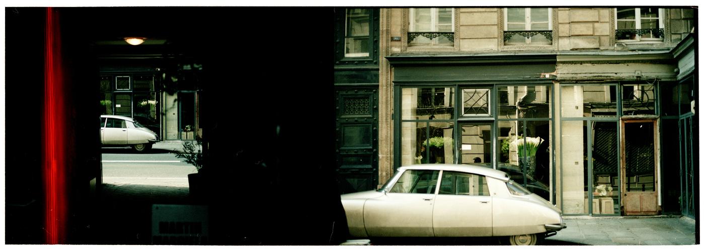 Martin Margiela / City-visits / Paris - 01