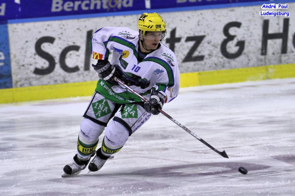 Martin Schweiger #10 SC Bietigheim-Bissingen