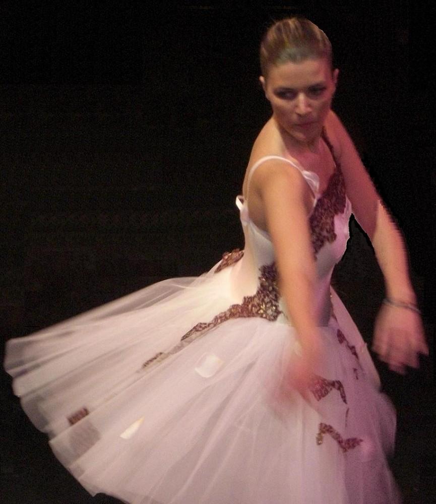 Martina ballerina............