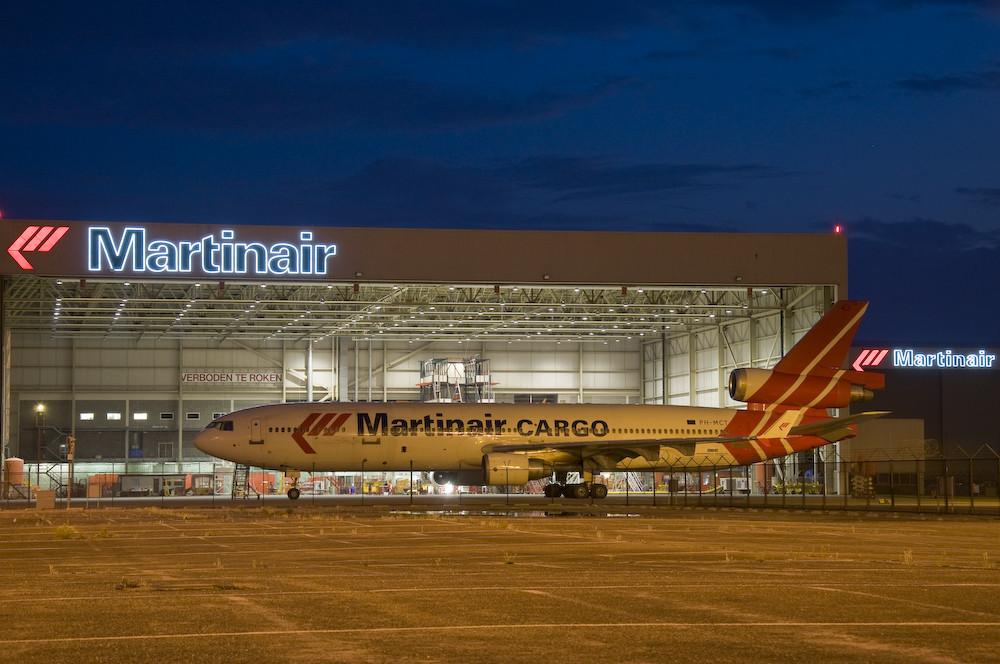 Martinair Cargo - McDonnell Douglas MD-11CF