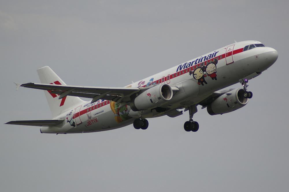 Martinair - Jettix - Airbus A320-232