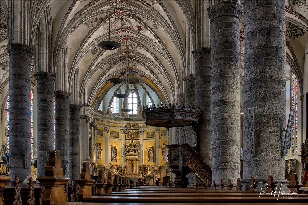 Martinuskerk zu Weert ....