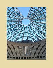 Mart...La cupola...Rovereto