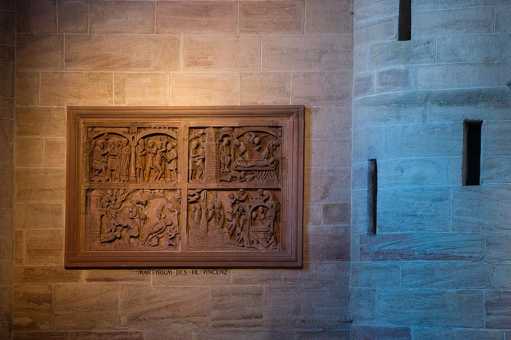 Martyrium des hl. Vincenz