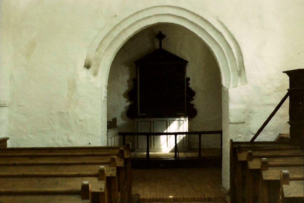 Marup Kirche - von Innen