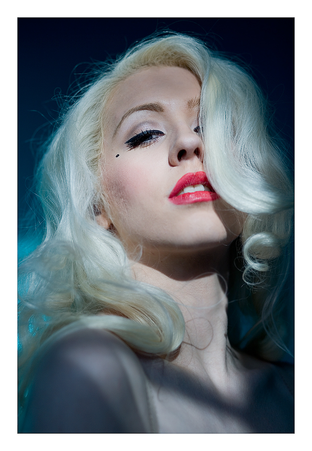 . Marylin is back .