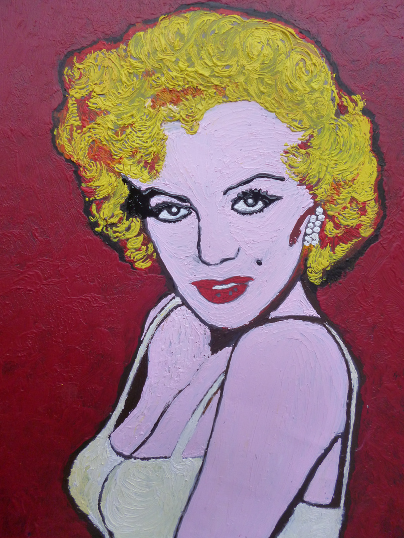 ...Marylin IV, ...do you know what I mean...???...
