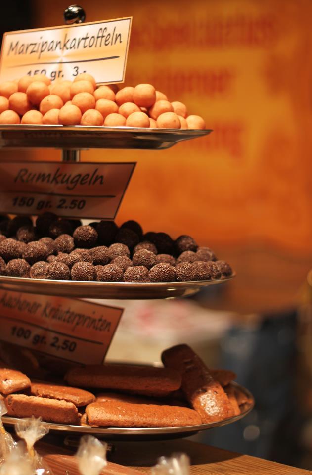 Marzipankartoffeln & Rumkugeln