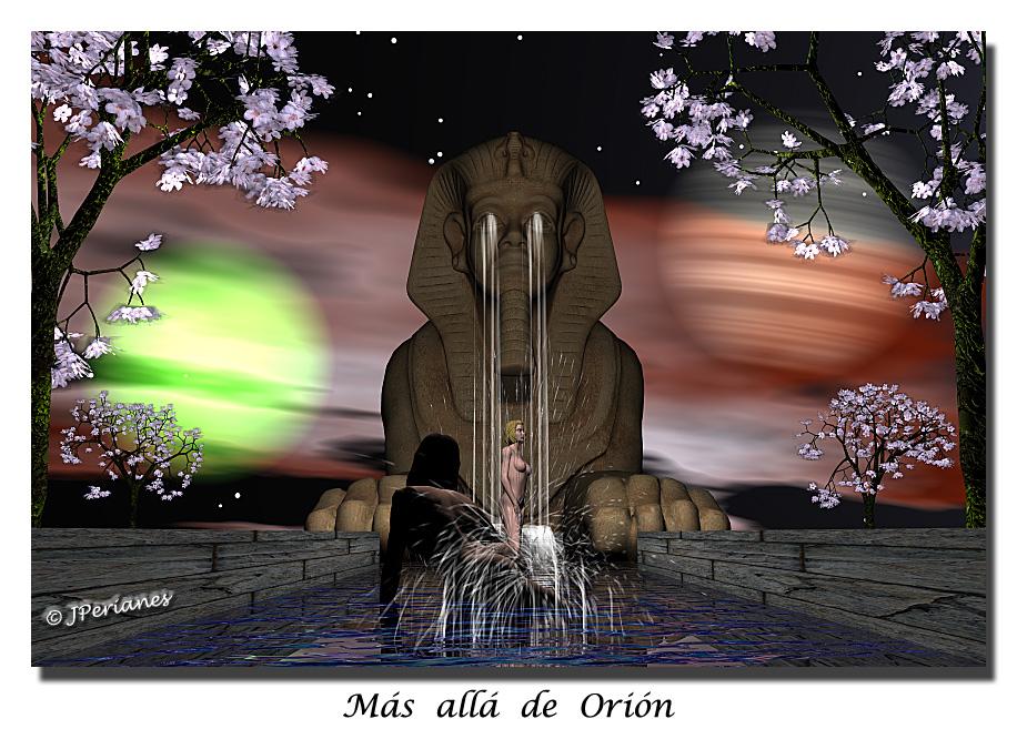 Más allá de Orión