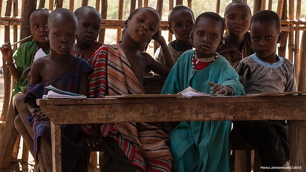 Masai Kindergarten