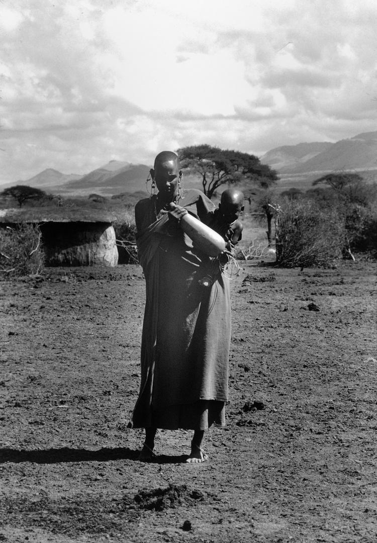 Masai Mara Reserve - Many years ago