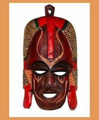 Mascara Africana.
