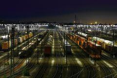 Maschen Güterbahnhof 2