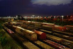 Maschen Güterbahnhof
