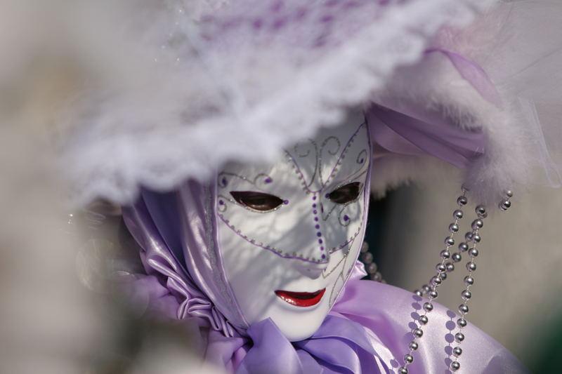 Maschera a Venezia 2