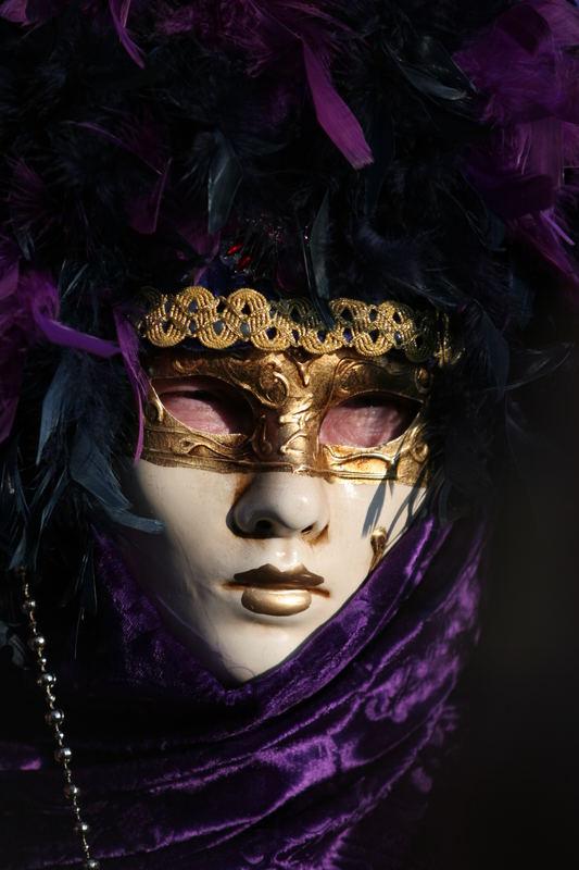Maschera a Venezia 3